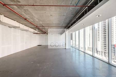 مکتب  للايجار في داون تاون جبل علي، دبي - Easily accessible office in The Galleries