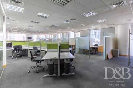 مکتب  للايجار في ديسكفري جاردنز، دبي - Prime Location | Office with High End Furnishing