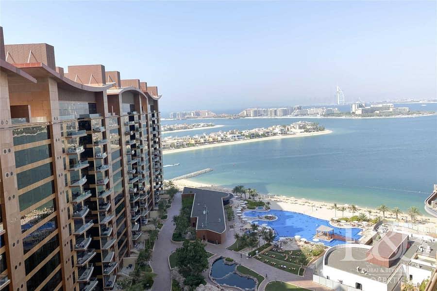 Full Sea View | On High Floor | Beach Access