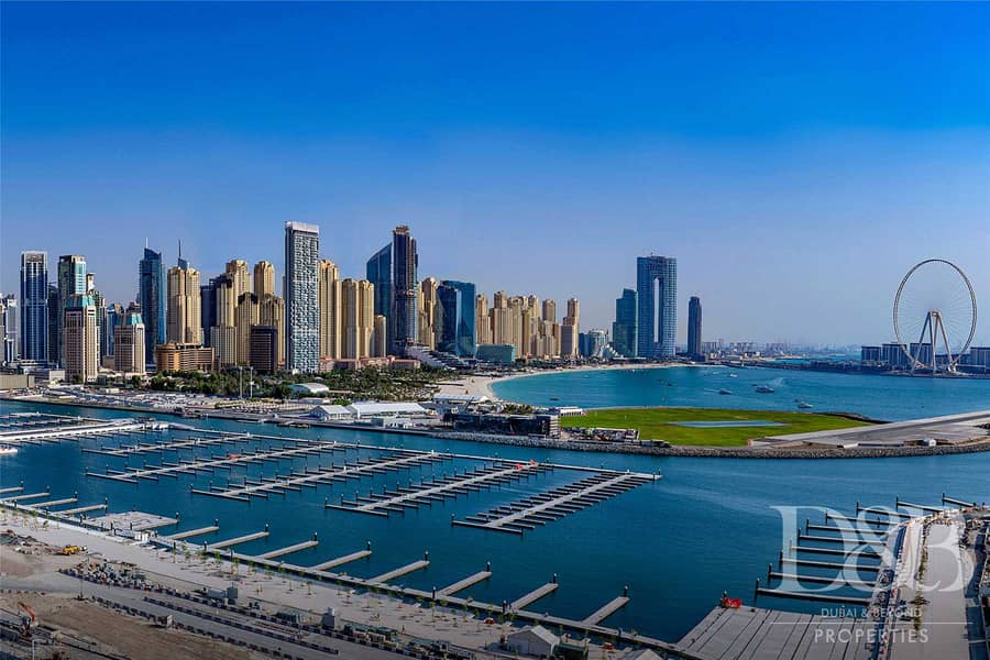 2 Resale Deal | Full Views of Marina Skyline