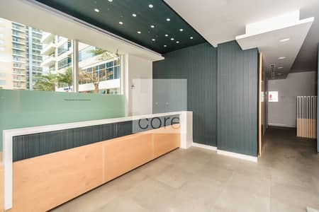 Shop for Rent in Dubai Marina, Dubai - Spacious | Fully Fitted Retail | Low Floor