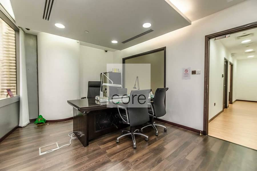 10 Low Floor | Fitted Office | Prime Location