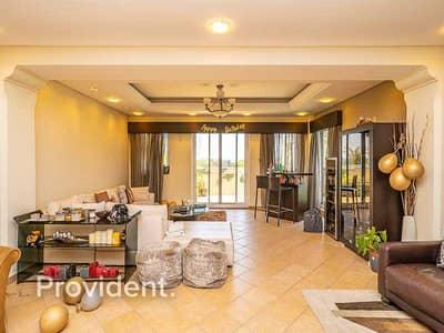 4 Bedroom Apartment for Sale in Dubai Festival City, Dubai - Finest Duplex Apt | Full Greenery Views| Soul Relaxing