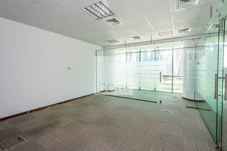 Office for Sale in Jumeirah Lake Towers (JLT), Dubai - Premium Tower | Fitted and Partitioned with Pantry