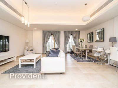 4 Bedroom Apartment for Sale in Jumeirah Golf Estates, Dubai - Exclusive | Fabulous view | Extra Large balcony