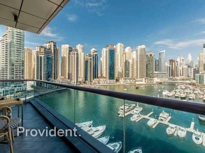 3 Bedroom Flat for Sale in Dubai Marina, Dubai - Spacious Apartment | Full Marina View | Vacant