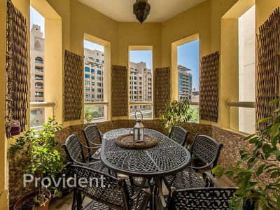 2 Bedroom Flat for Sale in Palm Jumeirah, Dubai - F Type   Amazing Park View   Vacant on Transfer