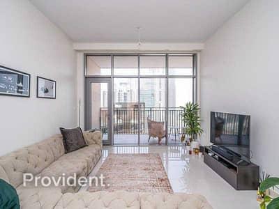 فلیٹ 2 غرفة نوم للبيع في وسط مدينة دبي، دبي - Natural Light | Spectacular View | Tenanted