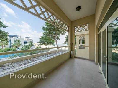 1 Bedroom Apartment for Sale in Palm Jumeirah, Dubai - Sea View | Low Floor | Exclusive | Investors` Deal