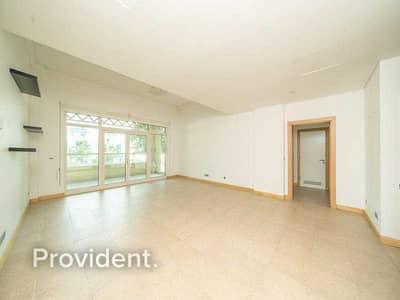 شقة 1 غرفة نوم للبيع في نخلة جميرا، دبي - Sea View   Low Floor   Exclusive   Investors` Deal