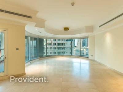 فلیٹ 3 غرف نوم للبيع في دبي مارينا، دبي - Large unit - Partial Marina view- Best Price