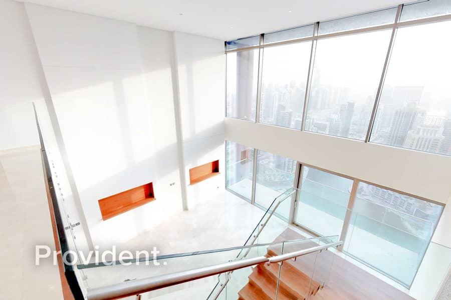2 Duplex Penthouse |Panoramic Marina View |435 SQ. M.