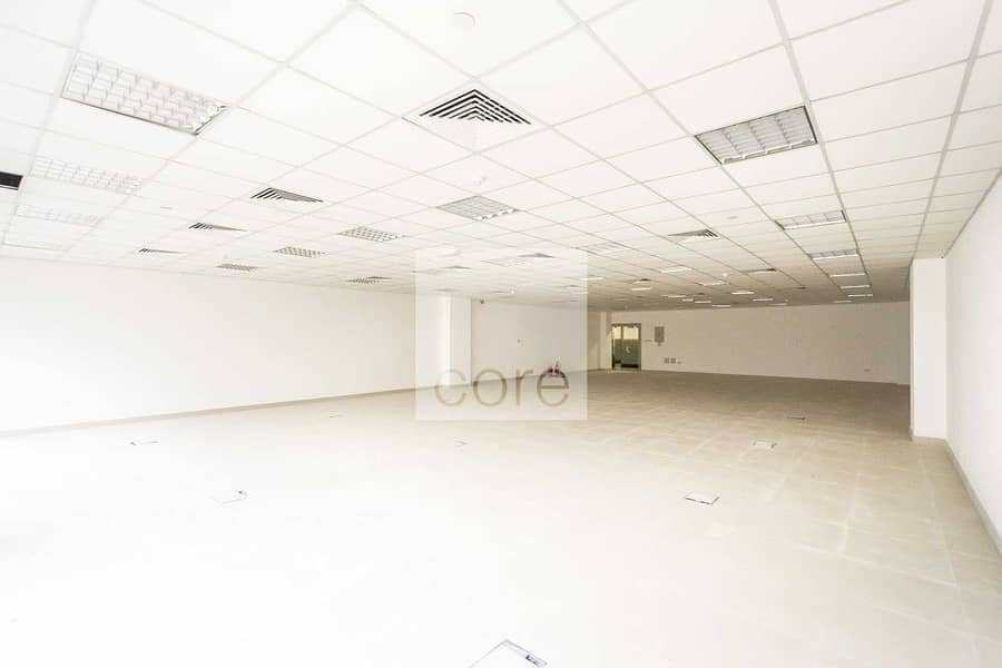 Fully Fitted Office | DEWA Included | Parking