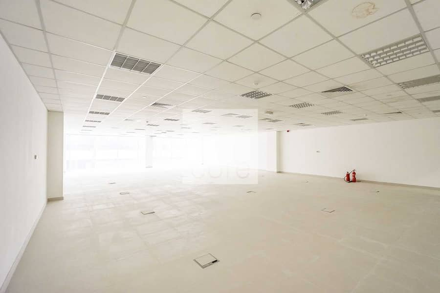 2 Fully Fitted Office | DEWA Included | Parking