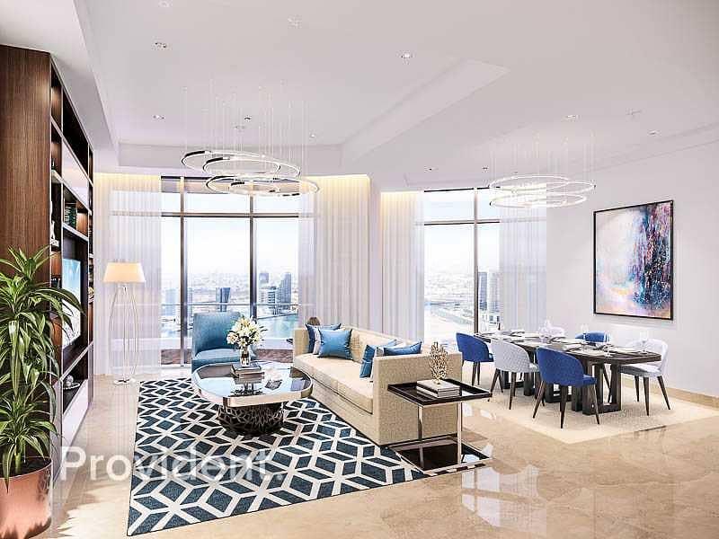 2 Affordable Luxury   Full Burj View
