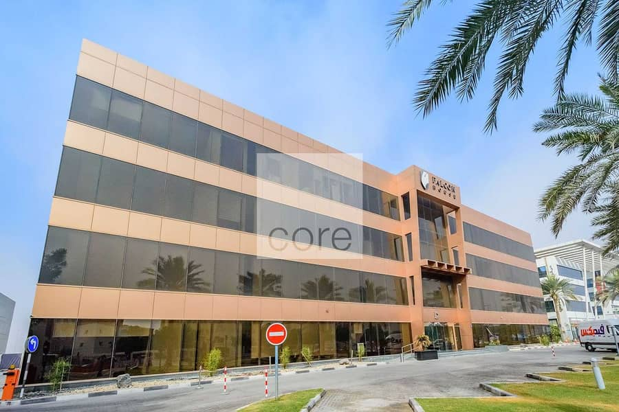 10 Fitted Office | Low Floor | Chiller Included
