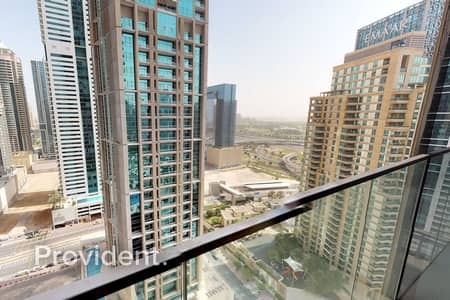 1 Bedroom Apartment for Rent in Dubai Marina, Dubai - 1 BR Golf Course View | Move In Ready | 4 Cheques