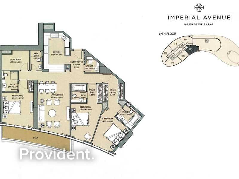15 Affordable Luxury   Full Burj View