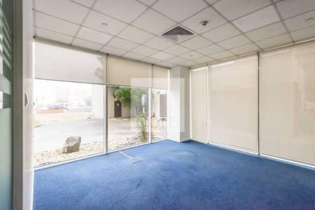 مکتب  للايجار في مجمع دبي للاستثمار، دبي - Chiller and DEWA Included | Fitted Office
