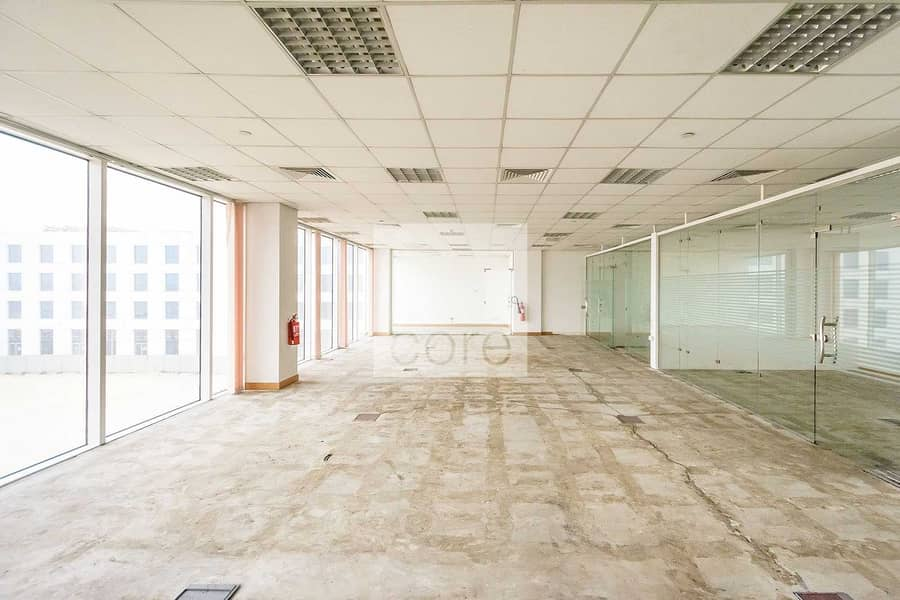 2 Fitted Office | Dewa and Chiller Free | DIP