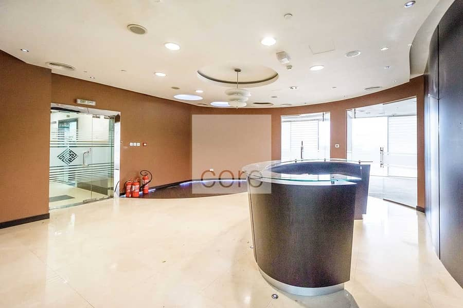 Chiller and DEWA Free | Fitted Office in DIP
