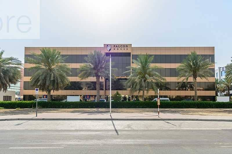 11 Chiller and DEWA Free | Fitted Office in DIP