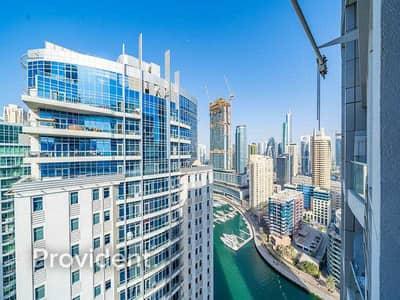 2 Bedroom Flat for Sale in Dubai Marina, Dubai - Exclusive   High Floor   Vacant Apartment