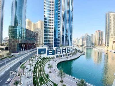 فلیٹ 2 غرفة نوم للبيع في دبي مارينا، دبي - Vacant + Full Marina Views  Price Negotiable