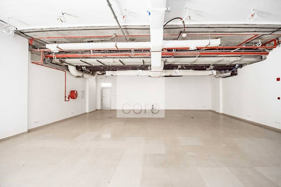2 Fitted Retail   Open Plan   12 Cheques Payment