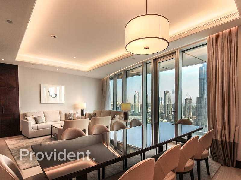 2 First Class Living   Burj Khalifa View   Luxury