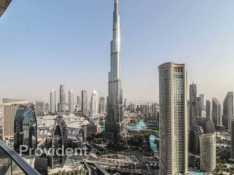 First Class Living   Burj Khalifa View   Luxury