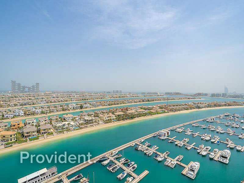 29 Luxurious furnished Duplex with Palm views