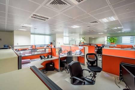 Office for Sale in Mohammed Bin Rashid City, Dubai - Fitted Office | Prime Location | Mid Floor