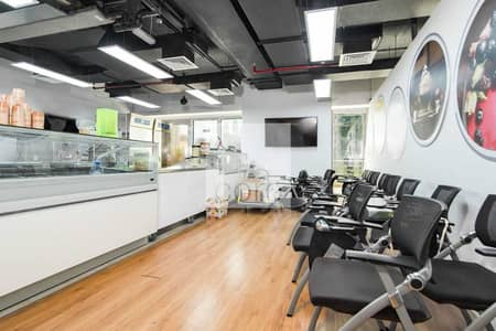 Shop for Sale in Jumeirah Lake Towers (JLT), Dubai - Fitted | Close to Metro | Tenanted July 2021