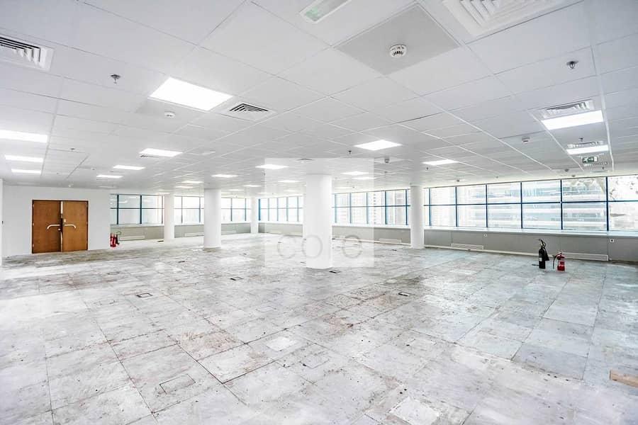 Spacious Office   Mid Floor   6 Parking