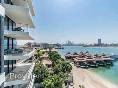 3 Bedroom Penthouse for Sale in Palm Jumeirah, Dubai - Half Floor Penthouse   Sea and Palm Views