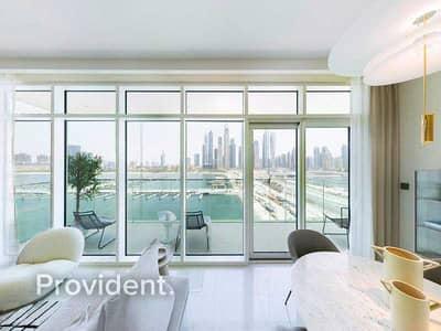 فلیٹ 3 غرف نوم للبيع في دبي هاربور، دبي - Excellent Payment Plan