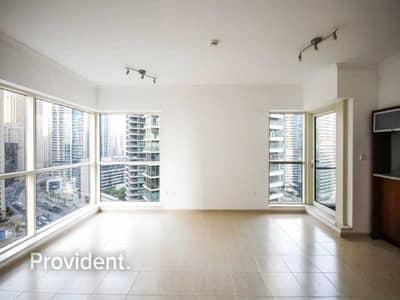 1 Bedroom Flat for Sale in Dubai Marina, Dubai - Prestigious location | Spacious | Tenanted