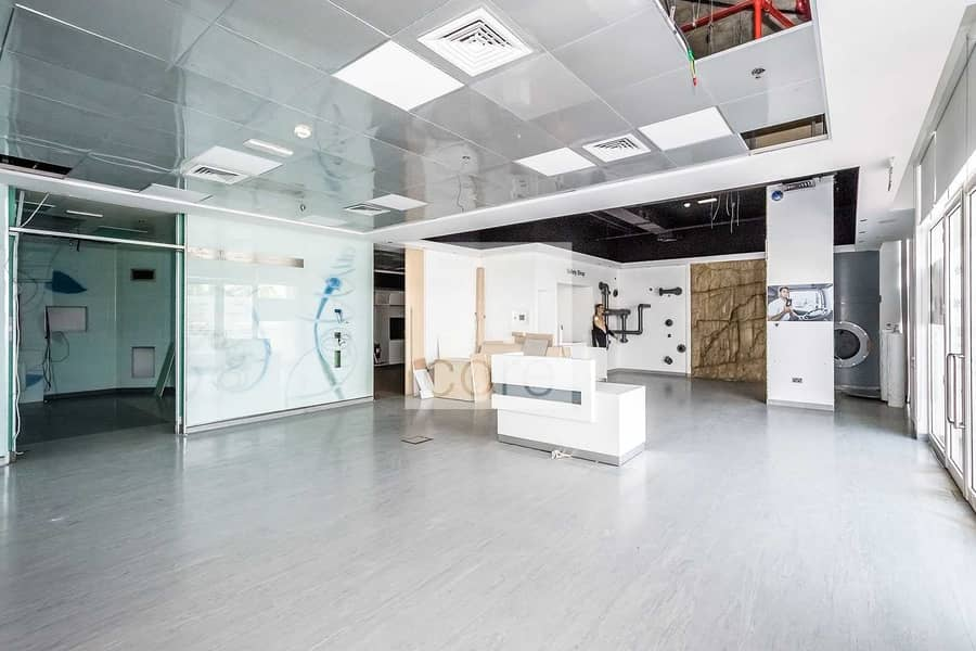 10 Fitted Retail Space | Pay in Instalments