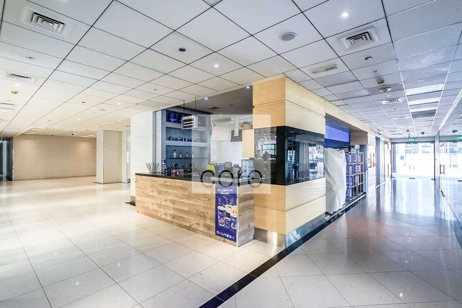 Fully Equipped for Coffee Shop | DMCC