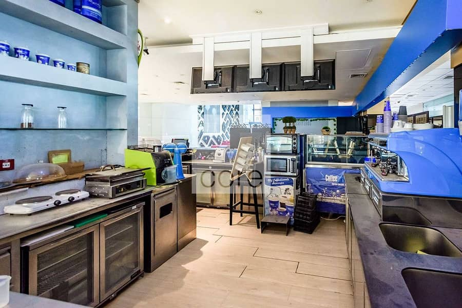 2 Fully Equipped for Coffee Shop | DMCC