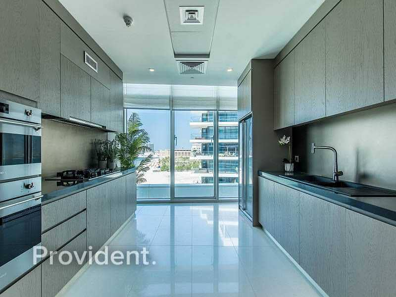 Upgraded Furnished   Panaromic Sea View Penthouse