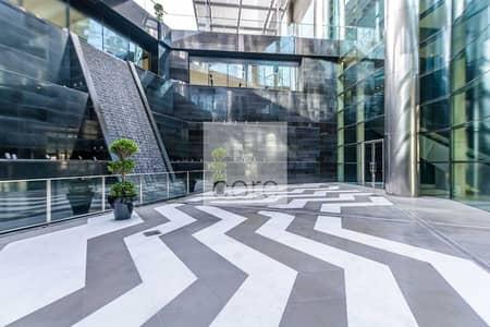 طابق تجاري  للايجار في مركز دبي المالي العالمي، دبي - Prime Location   Full Floor   Shell and Core