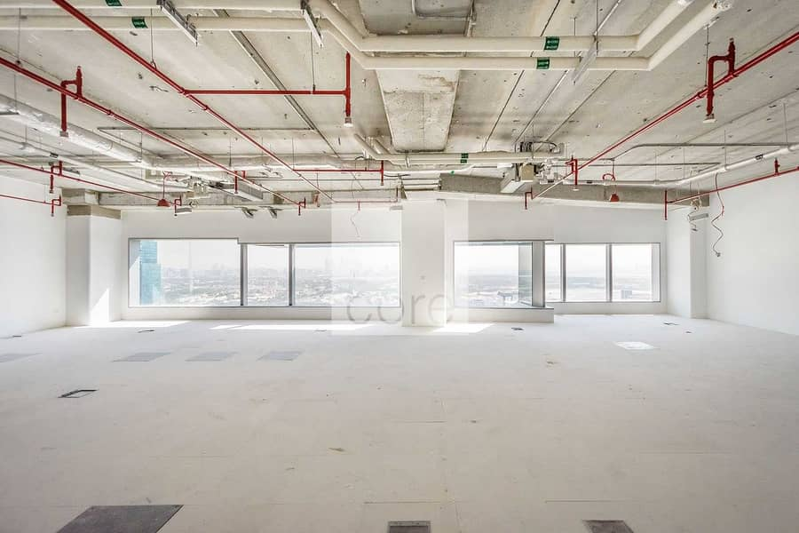 Shell and Core   Mid Floor   Shk Zayed Views