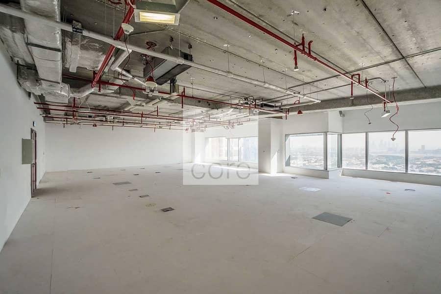 2 Shell and Core   Mid Floor   Shk Zayed Views