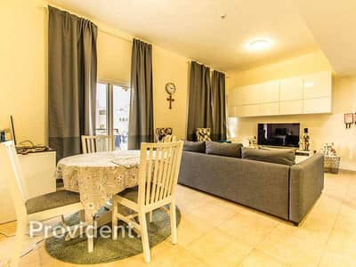 2 Bedroom Apartment for Rent in Remraam, Dubai - Exclusively Managed   Spacious   Fully Furnished