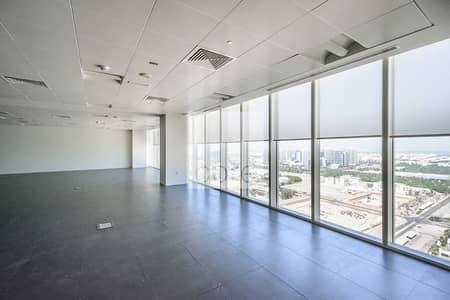 مکتب  للايجار في البطين، أبوظبي - CAT A Office | High Floor | Prime Location