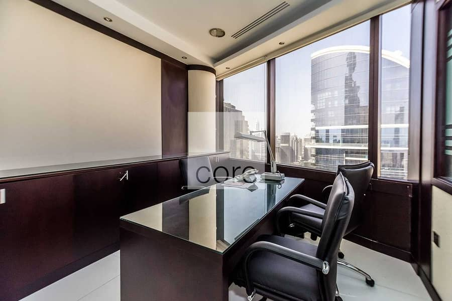 10 Fitted Office | High Floor | Prime Location