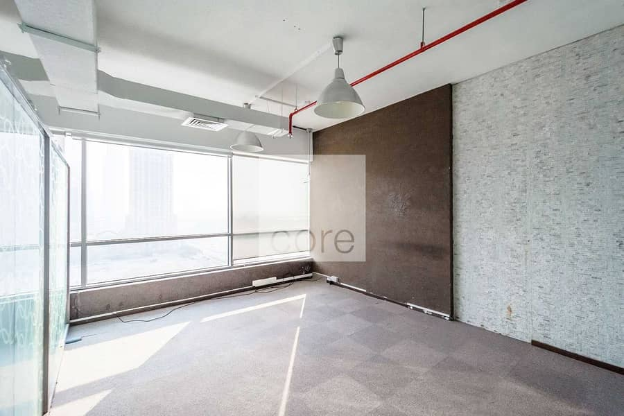 10 Fitted Office | Low Floor | AC Included | DED