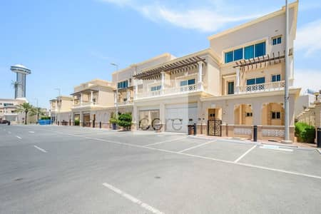 Villa for Rent in Al Bateen, Abu Dhabi - Commercial Villa | Prime Location | Fitted